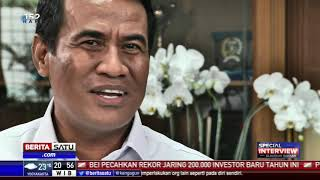 Special Interview with Claudius Boekan #5: Amran Sulaiman, Jokowi, Pernah Miskin