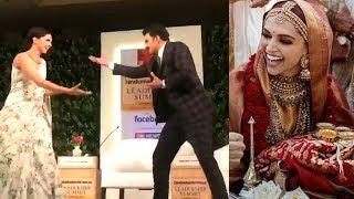 Unpluged Video! | Deepika and Ranveer Wedding | रणवीर और दीपिका की शादी