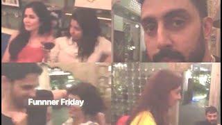 Katrina Kaif Partying With Abhishek Bachchan At Karan Johar's House | Katrina Kaif | Bollywood
