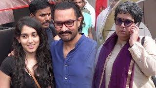 Aamir Khan Meets First Wife Reena Dutta & Daughter Ira Khan | Bollywood | Aamir Khan | Ira Khan