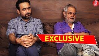 EXCLUSIVE: Sanjay Mishra and Pankaj Tripathi opens up about Angrezi Mein Kehte Hain