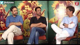 Kay Kay, Jimmy Shergill, and Pankaj Tripathi get candid about their film 'Phamous'