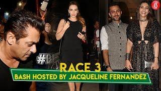 Jacqueline Fernandez Race 3 Bash | Salman Khan , Sonam Kapoor , Anand Ahuja