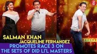 Race 3 | Salman Khan, Jacqueline Fernandez Promotes Race 3 Movie