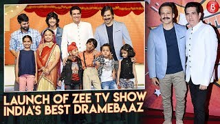 Launch Of Zee TV Show India's Best Dramebaaz | Vivek Oberoi