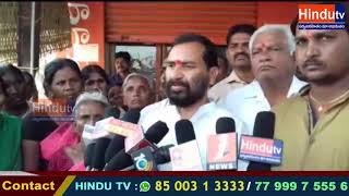 ఘన్పూర్ నియోజకవర్గంలోని ఏ గ్రామానికి వెళ్లినా ప్రజలు తనకు బ్రహ్మరథం