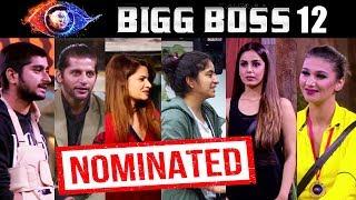 These Contestants Gets NOMINATED This Week   Bigg Boss 12   Megha, Karanvir, Surbhi, Srishty, Deepak