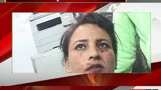अमृतसर  महिला से मारपीट का मामला आया सामने