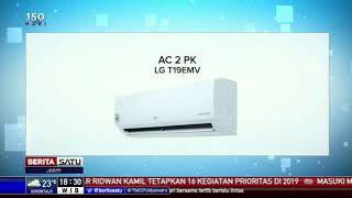 Perbandingan Harga e-Commerce: AC 2 PK LG T19EMV