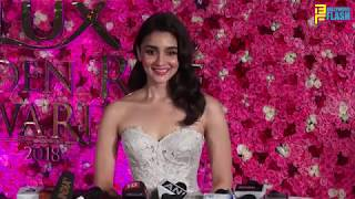 Gorgeous Alia Bhatt At Lux Golden Rose Awards 2018 - Full Interview