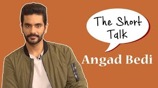 Angad Bedi talks about his upcoming movie 'Soorma' with Diljit Dosanjh