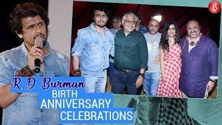 Sonu Nigam, Amol Gupte & Others Celebrate RD Burman's Birth Anniversary