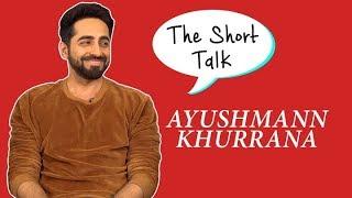 Short Talk: Ayushmann Khurrana croons 'Chan Kithan' in his melodious voice | Chan Kithan Song