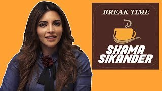 Shama Sikander enjoys BREAK TIME ahead of  'Ab Dil Ki Sunn'