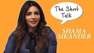 Shama Sikander talks about her upcoming web series 'Ab Dil Ki Sunn'