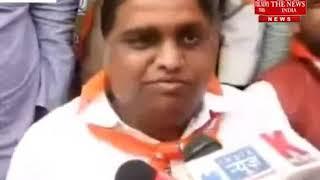 [ Baliya ] कमल संदेश बाईक यात्रा रैली पर बीजेपी नेताओ का बड़बोला बोल / THE NEWS INDIA