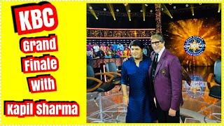 Kapil Sharma Will Make Us Laugh At Kaun Banega Crorepati Grand Finale