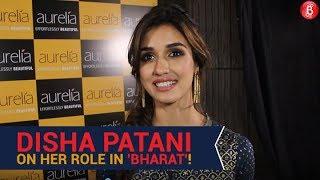 Disha Patani Talks About Her Role In 'Bharat' & Priyanka Chopra | Salman Khan | Bharat | Bollywood