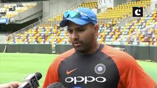 India vs Australia T20I: Team India sweats it out ahead of match
