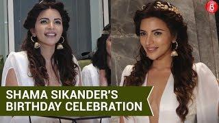 Shama Sikander Celebrates Her Birthday With Close Friends
