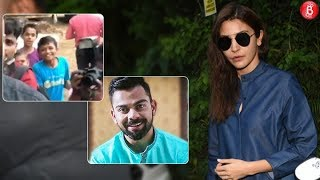Anushka Sharma Called As Virat Kohli By Her Little Fans!