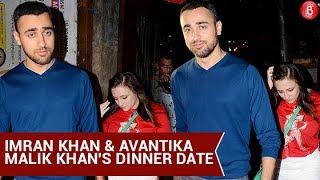 Imran Khan Spotted On A Dinner Date With Wife Avantika Malik Khan!