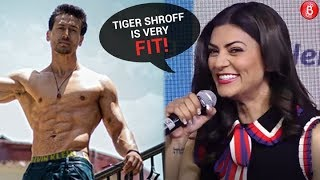 Sushmita Sen Finds Tiger Shroff The 'Fittest'!