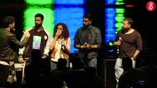 Manmarziyaan Team Attend Mithi Bai College Festival