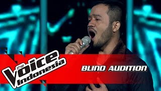 Pardo - Wrecking Ball | Blind Auditions | The Voice Indonesia GTV 2018