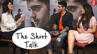 Utkarsh Sharma & Ishita Chauhan Talk About Their 'Genius' Experience | The Short Talk