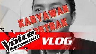 Ini Rasanya Jadi Karyawan Kontrak GTV Haha | VLOG #3 | The Voice Indonesia GTV 2018