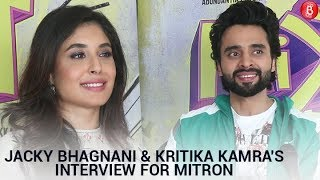 Jacky Bhagnani & Kritika Kamra's Interview For Mitron