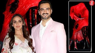 Esha Deol and Bharat Takhtani Unveil A 'Love Installation' For 'Kasautii Zindagii Kay 2'!