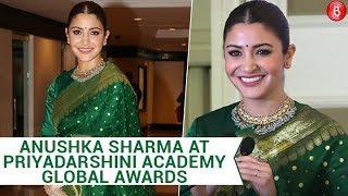 Anushka Sharma graces the 34th Anniversary Priyadarshni Academy Global Award 2018