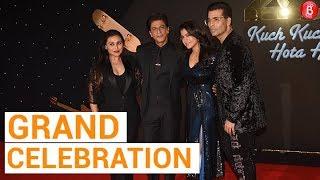 SRK, Kajol, Rani Mukerji at the grand celebration of 20 years of 'Kuch Kuch Hota Hai'