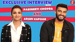 Proper Patola Parineeti and Desi Munda Arjun in a candid conversation with Bollywood Bubble