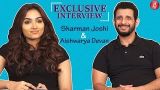 'Kaashi' actors Sharman Joshi and Aishwarya Devan in a candid conversation with Bollywood Bubble