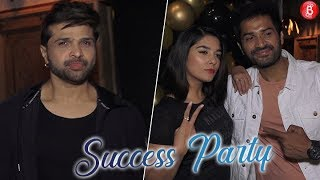 Himesh Reshammiya and other celebs at 'Tennis Premier League' success party