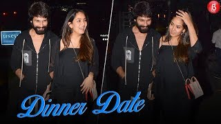 Spotted: Shahid Kapoor and Mira Rajput On A Dinner Date
