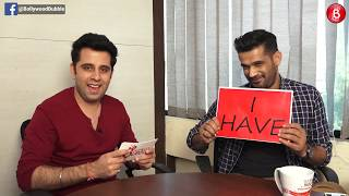 'Tumbbad' actor Sohum Shah plays a fun game of 'Never Have I Ever' with Bollywood Bubble