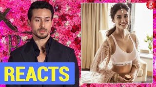 Tiger Shroff Reacts on Disha Patani being trolled for her Diwali post video  - id 371e919c7e33c9 - Veblr Mobile
