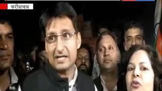 मेट्रो में बैठकर बल्लभगढ़ पहुंचे दीपेंद्र हुड्डा    ANV NEWS HARYANA