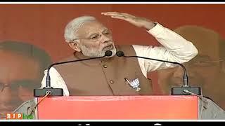 दिल्ली का इतिहास रहा है कि यहां चौथी पीढ़ी आते ही शासन समाप्त हो जाता है : पीएम मोदी