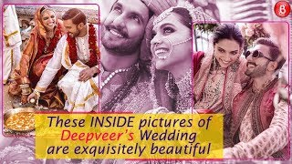 WATCH - INSIDE pictures from Ranveer Singh & Deepika Padukone's Wedding are no less than a dream!