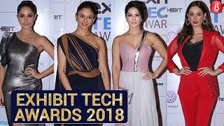 B-Town Actresses slay on the red carpet at the Exhibit Tech Awards