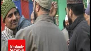 Eid-Milad U Nabi Celebrated With Religious Fervour In Baramulla Dargah Aalia .(By Rezwan Mir)