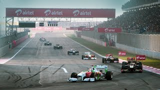 Formula 1 Race 2018: The Inauguration Ceremony | Greater Noida, India | Buddha International Circuit