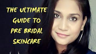 The Ultimate Guide to Pre Bridal Skincare for Glowing Skin| BANDBAAJABARAT Ep. 01 | Nidhi Katiyar