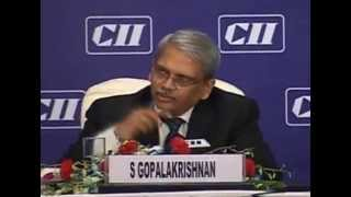 Kris Gopalakrishnan President CII on Accelerating Economic Growth - Investments & Interest Rates