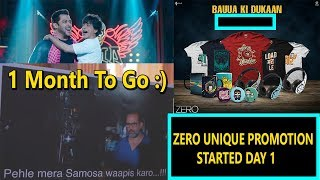 ZERO Unique Promotion Started By Bauua Singh Day 1